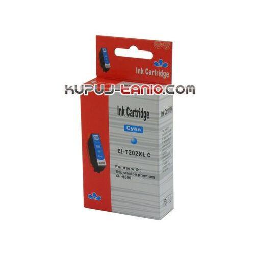 tusz 202XL C do Epson (Arte) tusz do Epson XP-6005, Epson XP-6100, Epson XP-6000 (6959080820234)