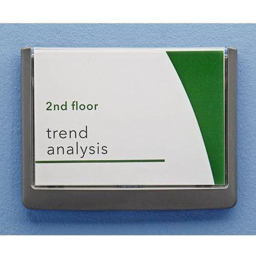 Tabliczka na drzwi, z tworzywa, opak. 5 szt., wys. x szer. x głęb. 106x149x12 mm