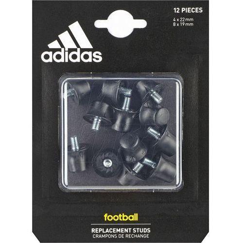 Kołki adidas World Cup Studs Nylon 12 szt AP1091 z kategorii Pozostałe akcesoria obuwnicze