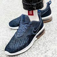 air max sequent 4 (ao4485-400) marki Nike