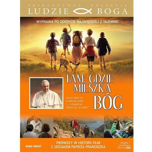 Praca zbiorowa Tam, gdzie mieszka bóg - film dvd