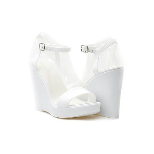 Sandały  pt60-41 białe marki Vices