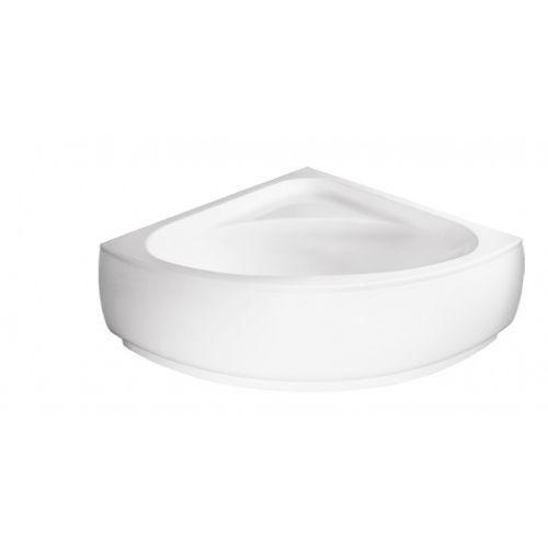 Besco Luksja obudowa do wanny 148 cm biała OAL-150-NS