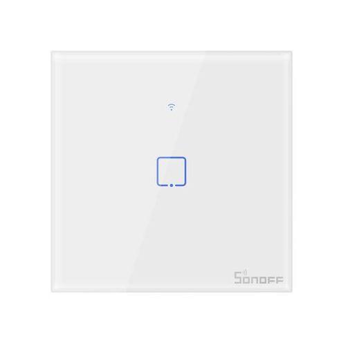 Włącznik światła inteligentny, dotykowy jednokanałowy Sonoff T0EU1C-TX ID3, Sonoff T0EU1C-TX