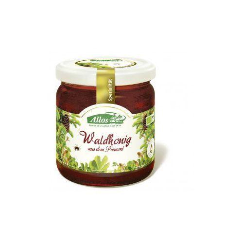 Allos (konfitury, musli, batony, syropy z agawy) Miód leśny z piemontu bio 500 g - allos
