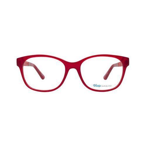 Okulary korekcyjne arica 010 marki Woodys barcelona