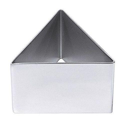Contacto Ramka nierdzewna do musów 60x40 mm w kształcie trójkąta | , 681/060