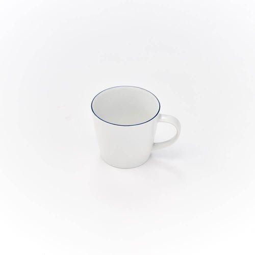 Filiżanka porcelanowa bistro - 200 ml marki Karolina