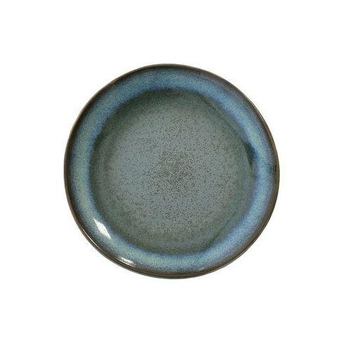Hk living ceramiczny talerz deserowy 70's moss ace6066 (8718921012232)