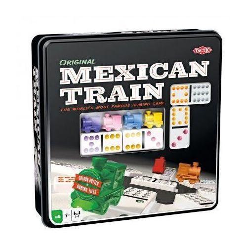 Mexican train w puszce marki Tactic