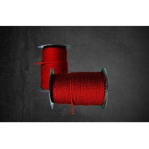 Oldlight Kabel w oplocie kbs- red