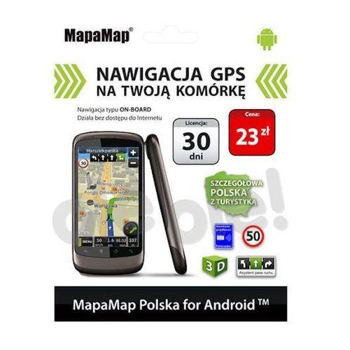 MapaMap Polska (30 dni) - produkt w magazynie - szybka wysyłka! (5902596342012)