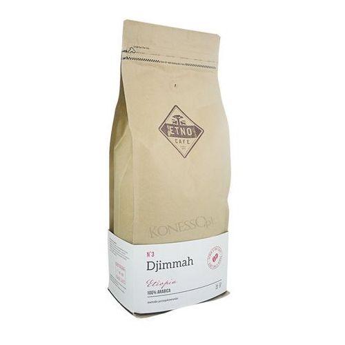 Kawa ziarnista Etno Cafe Djimmah 1kg
