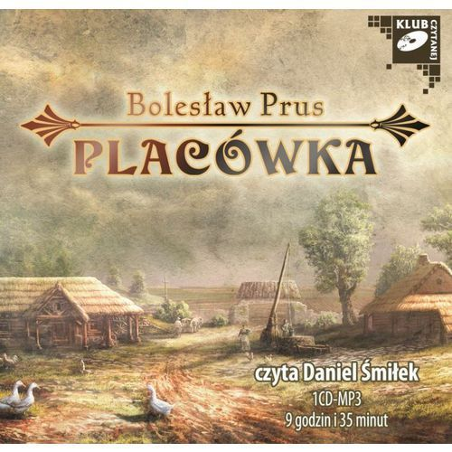 Placówka. Audiobook (1CD-MP3), Mtj
