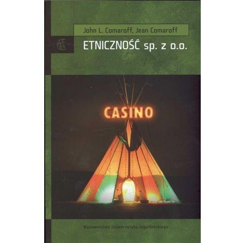 Etniczność sp. z o. o., pozycja wydana w roku: 2011