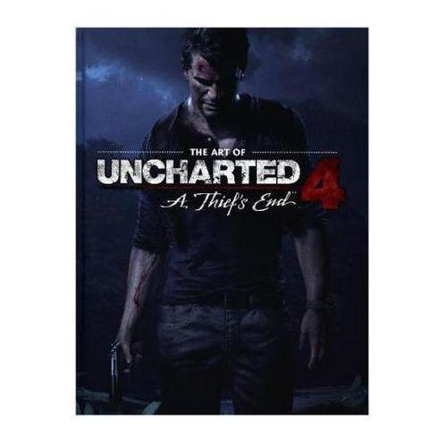 Art of Uncharted 4