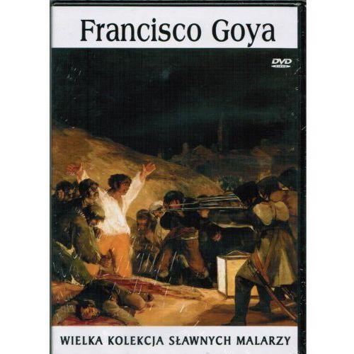 Francisco goya. wielka kolekcja sławnych malarzy dvd marki Oxford educational