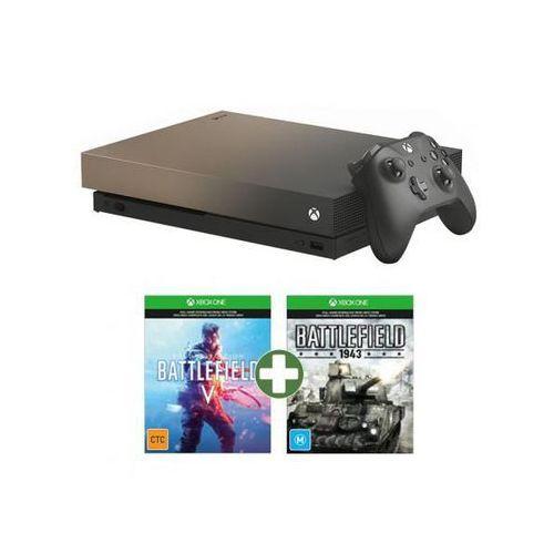 Konsola Microsoft Xbox One X 1TB