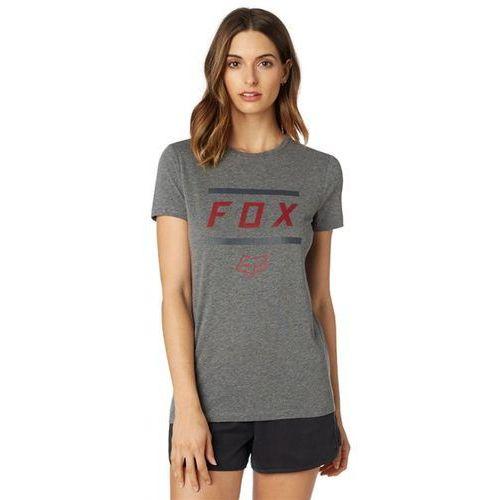 koszulka FOX - Listless SS Crew Tee Heather Graphic (185) rozmiar: XS