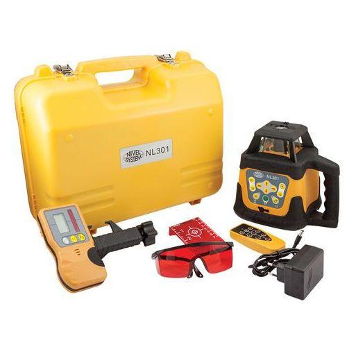 Niwelator laserowy  nl301 (+ statyw + łata) marki Nivel system