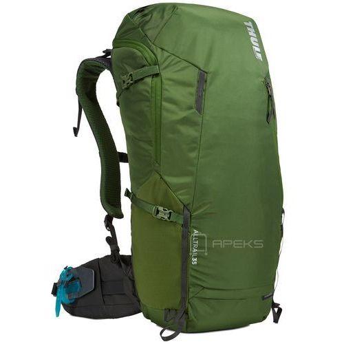 Thule alltrail 35l plecak męski turystyczny / podróżny / garden green - garden green