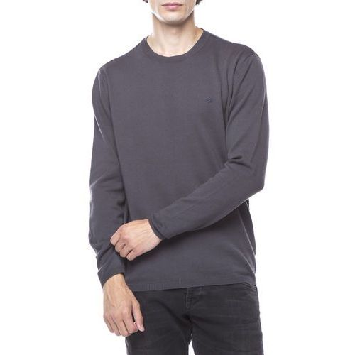 Mustang Sweter Szary L