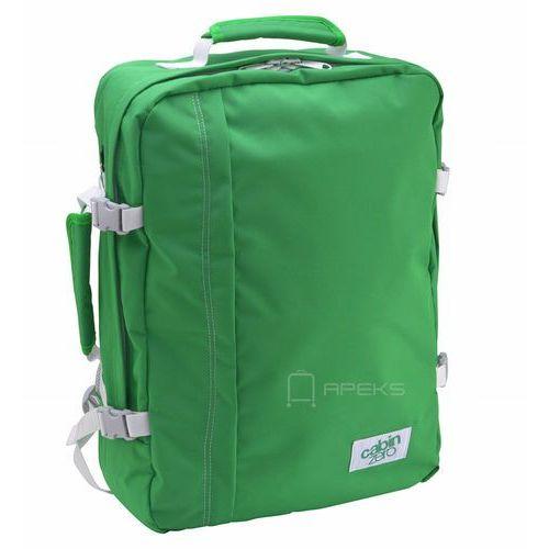 classic 44l torba podróżna podręczna / kabinowa / plecak / zielony - kinsale green marki Cabinzero