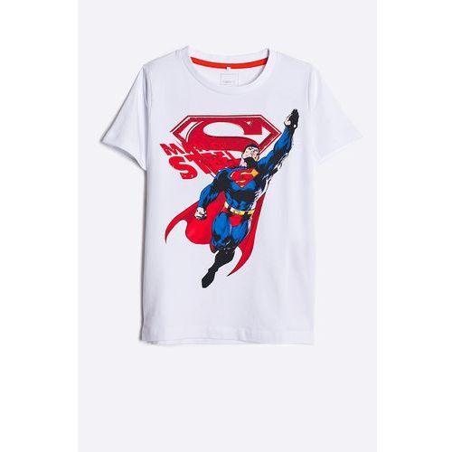 Name it - T-shirt dziecięcy Super Heroes 110-164 cm