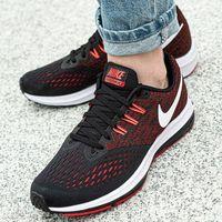 Nike Air Zoom Winflo 4 (898466-006), kolor czerwony