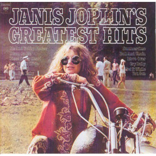 JANIS JOPLIN - JANIS JOPLIN'S GREATEST HITS (CD), 4941462