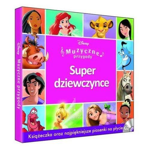 Muzyczne Przygody - Super Dziewczynce