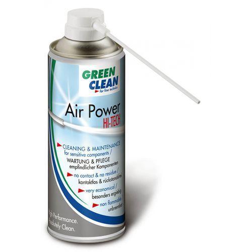 Green clean  sprężone powietrze hi-tech 400 ml