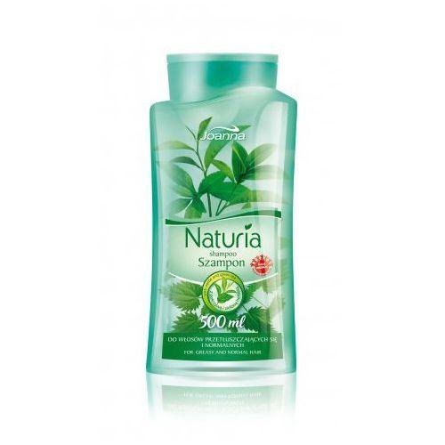naturia szampon do włosów pokrzywa i zielona herbata 500ml marki Joanna