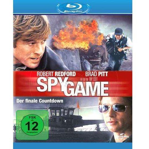 Zawód: Szpieg [Blu Ray] (5050582930719)
