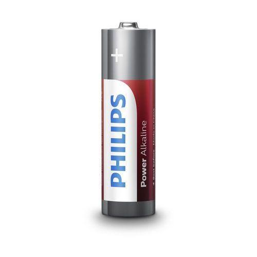 Philips Bateria lr6p4b/10 aa power alakline ( technologia alkaliczna idealna do urządzeń o dużym poborze energii; 4szt)