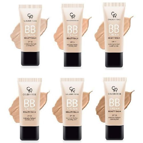 GOLDEN ROSE BB CREAM BEAUTY BALM 30 ML - NR 06 DARK NR 06 (8691190070526)
