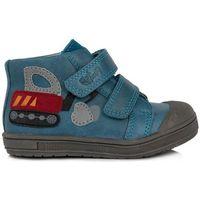 Ponte 20 buty chłopięce 25 niebieski (8595642000430)