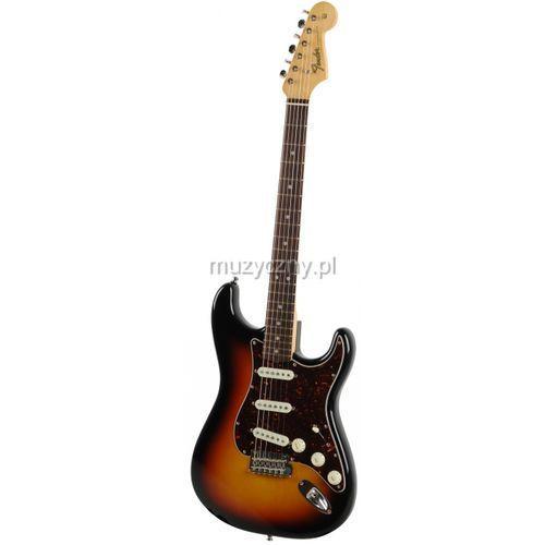 Fender  vintage hot rod ′60s stratocaster 3ts gitara elektryczna, podstrunnica palisandrowa
