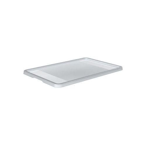 Pokrywa transparentna luiza 60 x 40 cm marki Keeeper