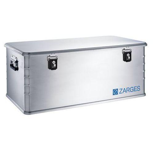 Aluminiowy pojemnik combi, maxi, poj. 135 l, zewn. dł. x szer. x wys. 900x500x37 marki Zarges