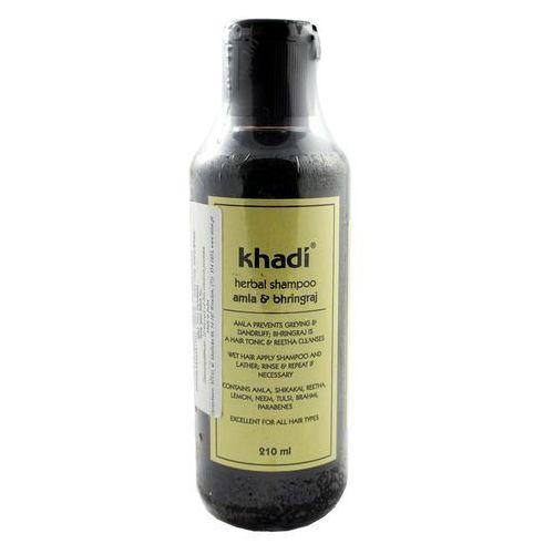 Szampon do Włosów Amla Bhringraj 210ml KHADI (8906020511019)