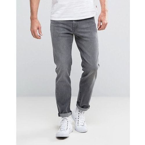 Levis 511 Slim Fit Jeans Berry Hill Grey Wash - Grey