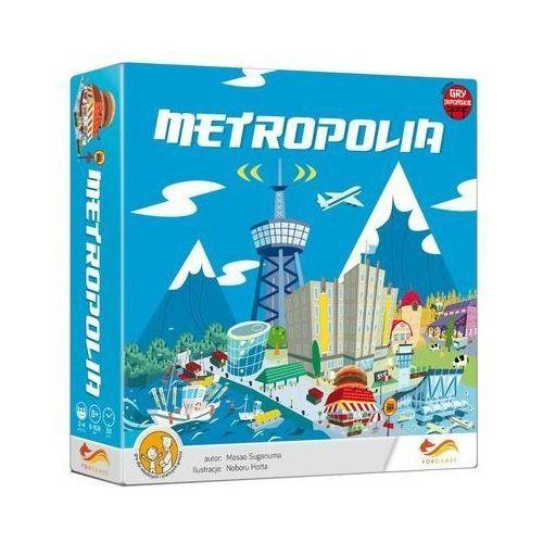 Metropolia marki Rebel