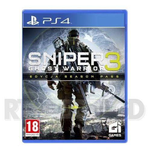 Sniper: ghost warrior 3 - edycja season pass marki Ci games