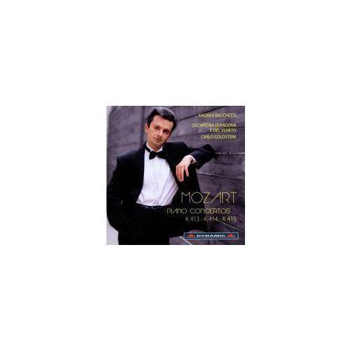 Piano Concertos K413 - 415, kup u jednego z partnerów