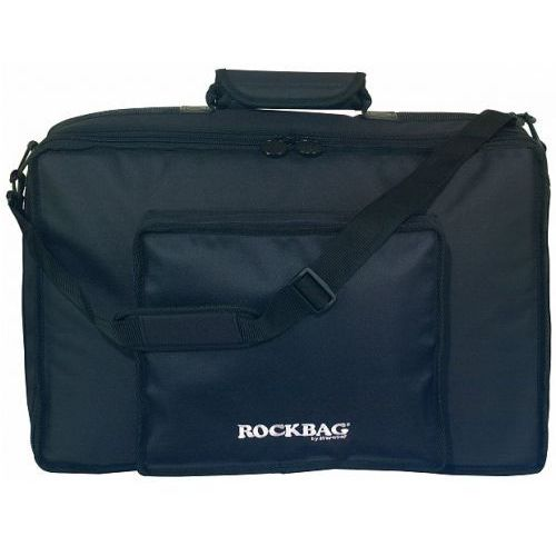 Rockbag mixer bag black 49 x 31 x 11 cm / 19 5/16 x 12 3/16 x 4 5/16 in