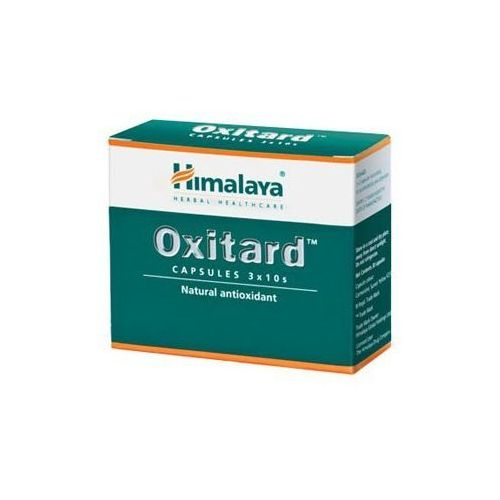 Oxitard Himalaya 30 kapsułek - naturalny przeciwutleniacz z kategorii Pozostałe kosmetyki