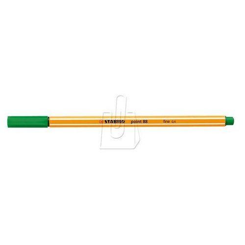 Cienkopis STABILO 88/36 zieleń szmaragdowa (4006381105255)