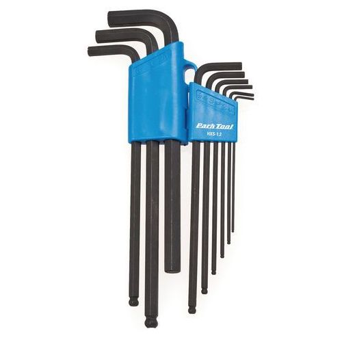 Park tool zestaw imbusów hxs-1.2 narzędzie do roweru 1,5-10 mm czarny 2018 narzędzia