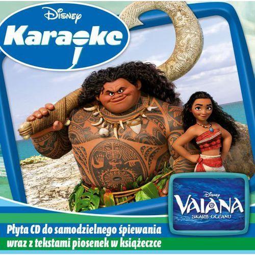 Soundtrack Disney - VAIANA SING A LONG KARAOKE (PL) (0050087361969)